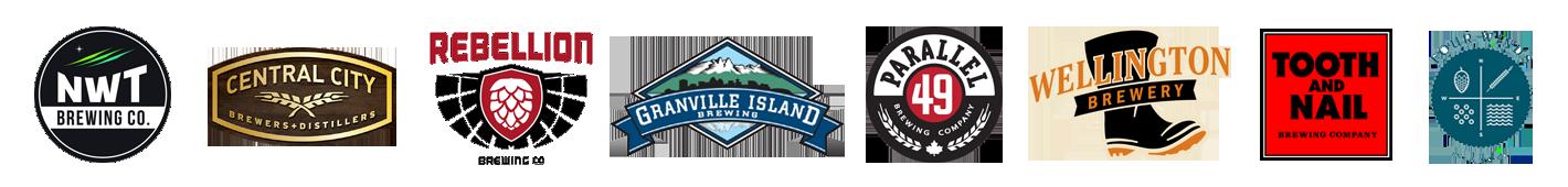 Brewery Logos