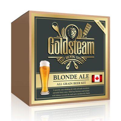 Canadian Blonde Ale All Grain Beer Kit
