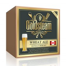 Canadian Wheat Ale Extract Beer Kit