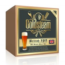 British IPA All Grain Beer Kit