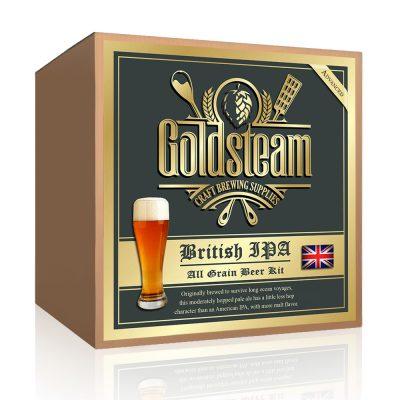 British IPA All Grain Beer Kit