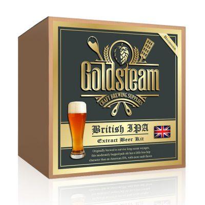 British IPA Extract Beer Kit