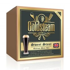 British Sweet Stout Extract Beer Kit