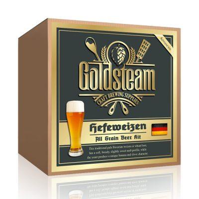 German Hefeweizen All Grain Beer Kit
