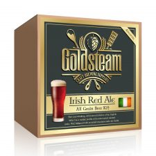 Irish Red Ale All Grain Beer Kit
