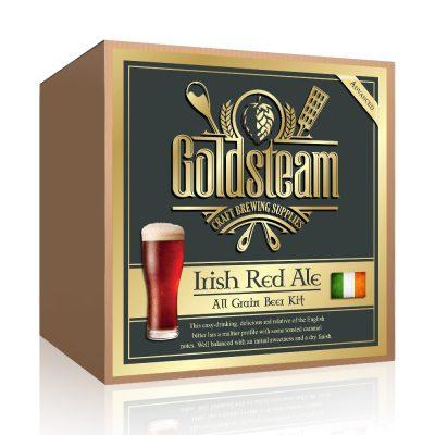 Irish Red Ale All Grain Beer Kit