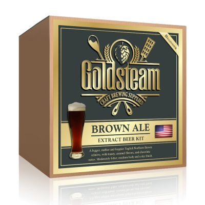 American Brown Ale Extract Beer Kit