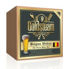 Belgian Witbier All Grain Beer Kit