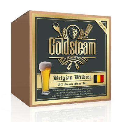 Belgian Witbier All Grain Beer Kit