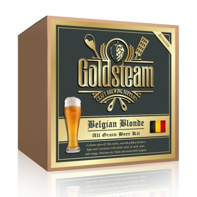 Belgian Blonde All Grain Beer Kit
