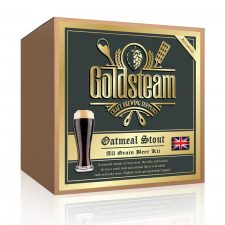 British Oatmeal Stout All Grain Beer Kit