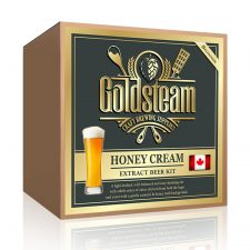 Honey Cream Ale Malt Extract Beer Kit