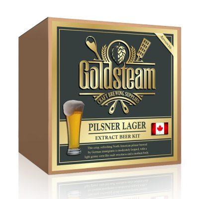 Canadian Pilsner Malt Extract Beer Kit