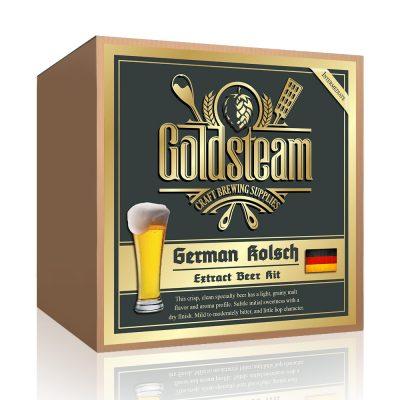 German Kolsch Extract Beer Kit