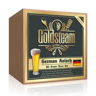 German Kolsch All Grain Beer Kit