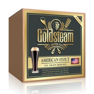 American Stout All Grain Beer Kit