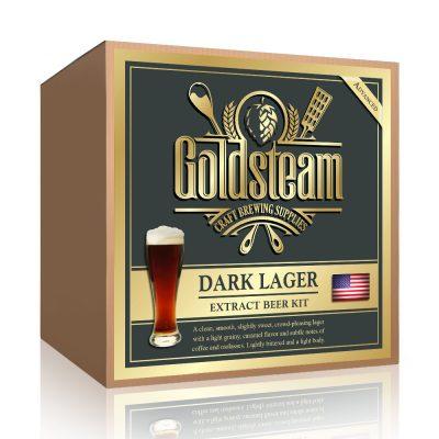American Dark Lager Malt Extract Beer Kit