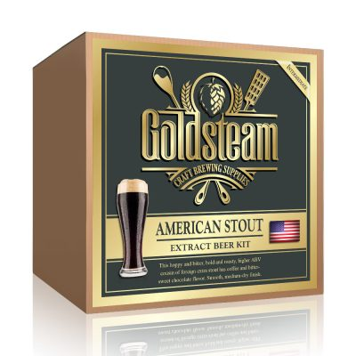 American Stout Extract Beer Kit