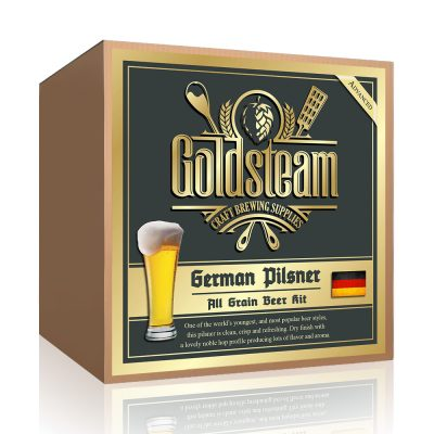 German Pilsner All Grain Beer Kit