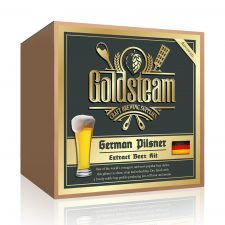 German Pilsner Malt Extract Beer Kit