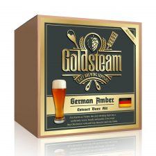 German Amber Lager All Grain Beer Kit