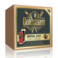 Wellington Brewery Imperial Stout Extract Beer Kit
