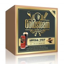 Wellington Brewery Imperial Stout All Grain Beer Kit