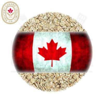 Canada Malting Flaked Wheat