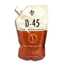 D-45 Premium Amber Belgian Candi Syrup
