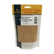 Brown Soft Belgian Candi Sugar (Brun Fonce)