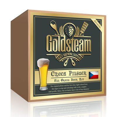 Czech Pilsner All Grain Beer Kit