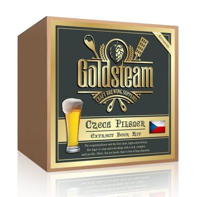 Czech Pilsner Malt Extract Beer Kit