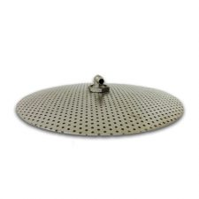 "10"" Stainless Steel Domed False Bottom"