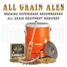 All Grain Ale Recipes