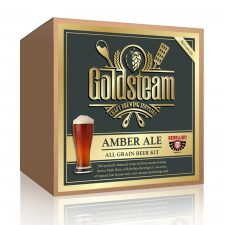 Rebellion Brewing Co Amber Ale All Grain Beer Kit