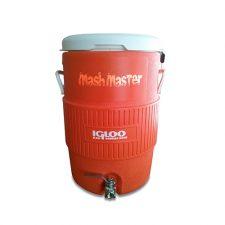 5 Gallon Converted Cooler Mash Tun