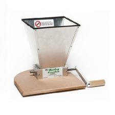 The Barley Crusher Malt Mill with 7 Lb Hopper