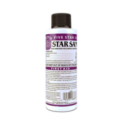 Star San (No-Rinse Sanitizer) 4 oz