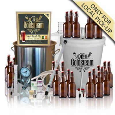 Home Brewing Equipment Kit B3
