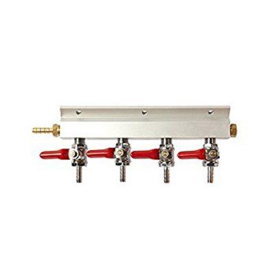 Four Way Gas Manifold