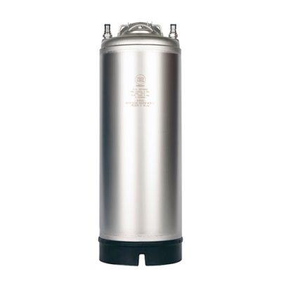 New AMCYL 5 Gallon Ball Lock Keg - Single Handle