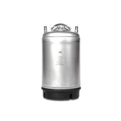 New AMCYL 3 Gallon Ball Lock Keg - Single Handle