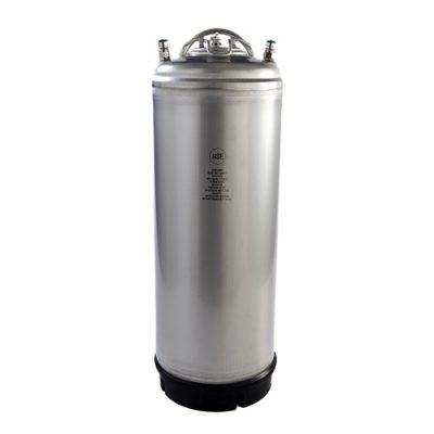 New AEB 5 Gallon Ball Lock Keg