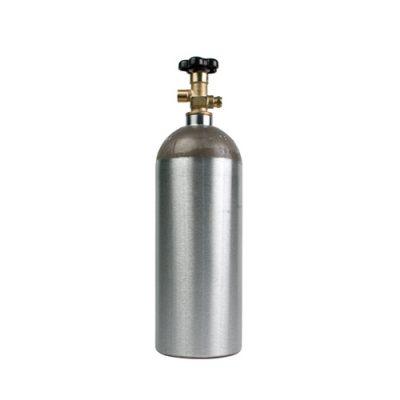 New 5 Lb Aluminum CO2 Tank
