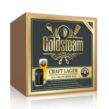 Parallel 49 Craft Lager All Grain Beer Kit