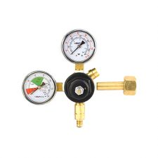 Taprite Dual Gauge Soda Regulator 3741-BR