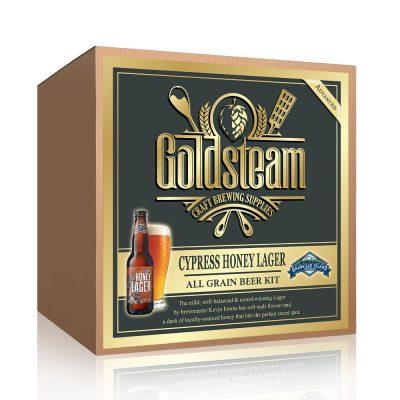 Granville Island Cypress Honey Lager All Grain Beer Kit
