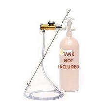 Stainless Steel Oxygenating Kit With Regulator