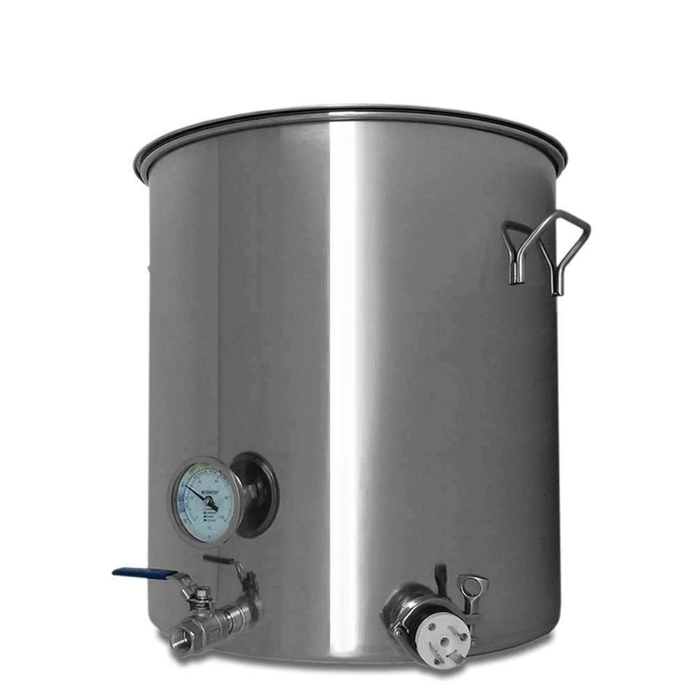 10 Gallon Stainless Steel Electric Brew Kettle For Making Beer Goldsteam