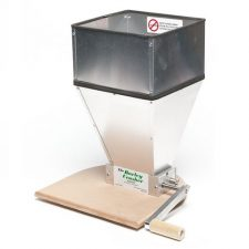 The Barley Crusher Grain Mill With 15 Lb Hopper